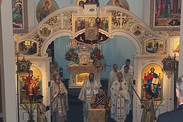 Gospel reading - Father Deacon Peter Soldini