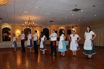 Alumni Folk Dancers