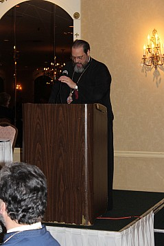 Bishop Gregory gives the Main Address